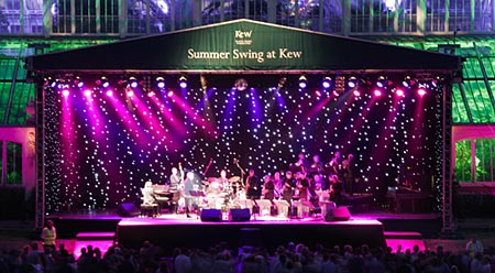 Summer Swing at Kew