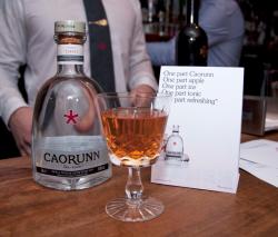 Damson Chamber Cocktail