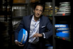actor Adrien Brody ©photograph by Ben Duffy - +447891705762