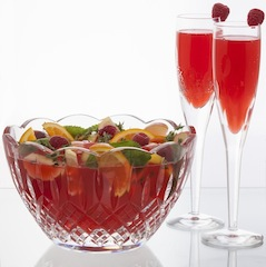 Caorunn new year sharing drink