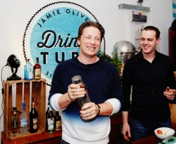 Bacardi Limited announces Partnership with Jamie Oliver Group