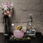 Caorunn Wild Urban Bramble Cocktail - Lifestyle