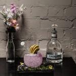 Caorunn Wild Urban Bramble Cocktail - Lifestyle