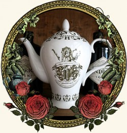Hendrick's Tea Pot