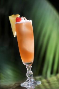 Contemporary Singapore Sling