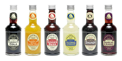 The Fentimans range also includes Ginger Beer, Brewed Shandy, Victorian Lemonade, Curiosity Cola, Mandarin & Seville Orange Jigger  and Dandelion & Burdock